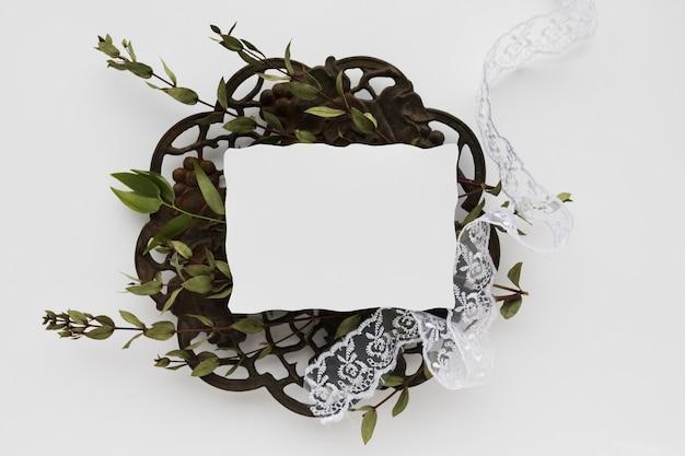 Arranjo de casamento floral