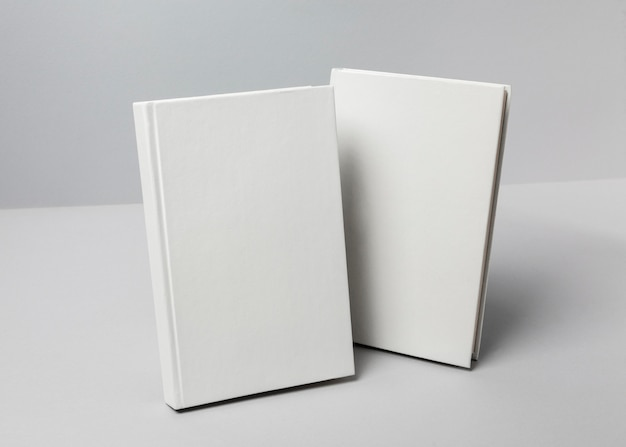 Arranjo minimalista do dia mundial do livro
