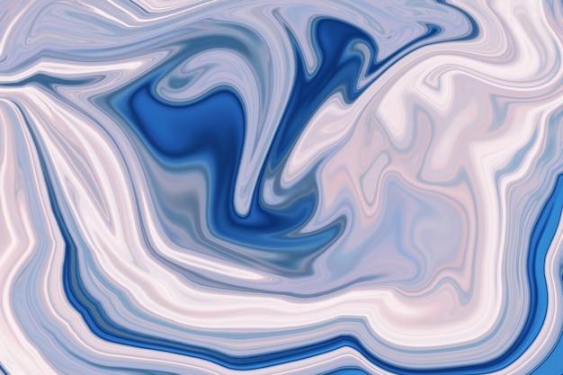 Arte abstrata de bela pintura de mármore para fundo de textura