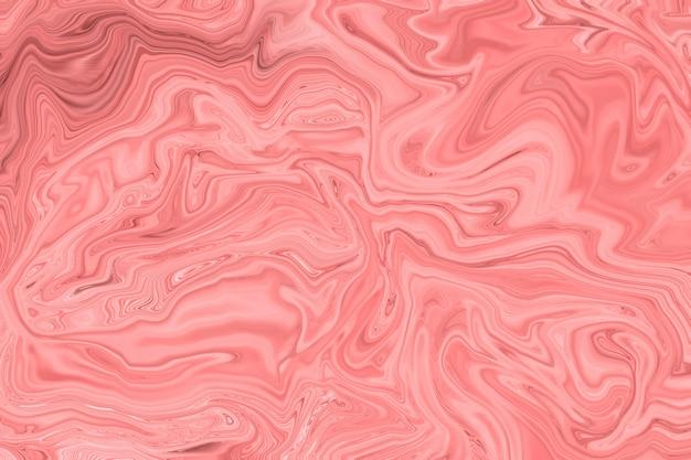 Arte abstrata de bela pintura de mármore para o fundo de textura