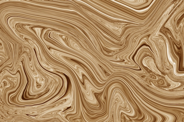 Arte abstrata de pintura bonita de mármore