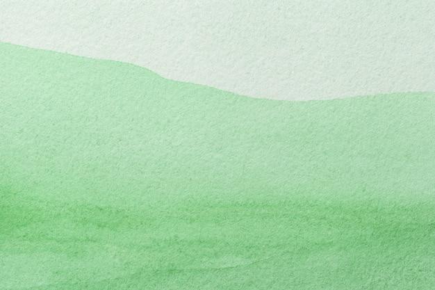 Arte abstrata fundo luz verde-oliva e verde