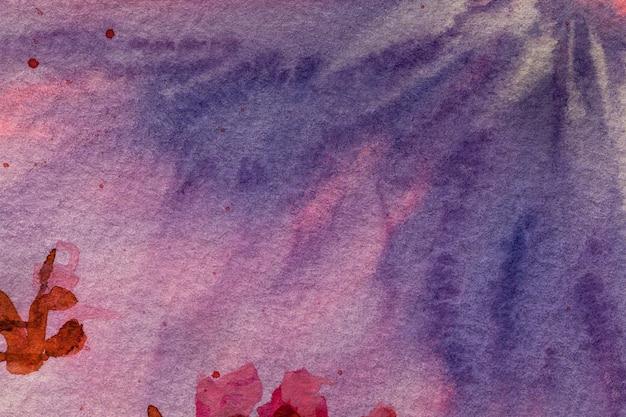 Arte abstrata fundo violeta roxas e escuras cores violetas