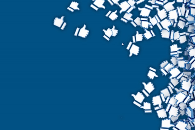 Arte conceitual em redes sociais