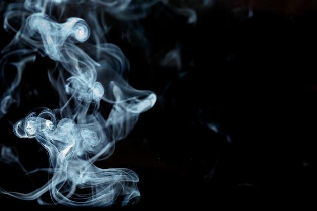 Arte de fumaça de fundo