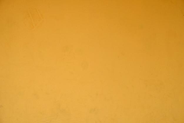 Arte do fundo alaranjado das paredes.