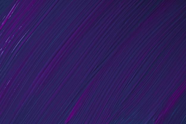 Arte fluida abstrata fundo azul marinho e cores roxas. mármore líquido. pintura acrílica sobre tela com gradiente índigo. pano de fundo aquarela com padrão listrado. papel de parede em mármore de pedra.