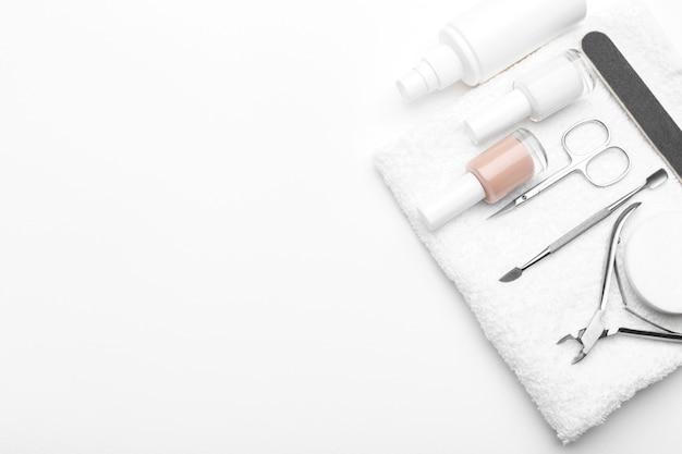 Artigos de manicure e pedicure