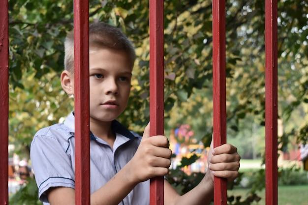As autoridades de tutela selecionam crianças.