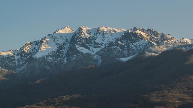 As montanhas