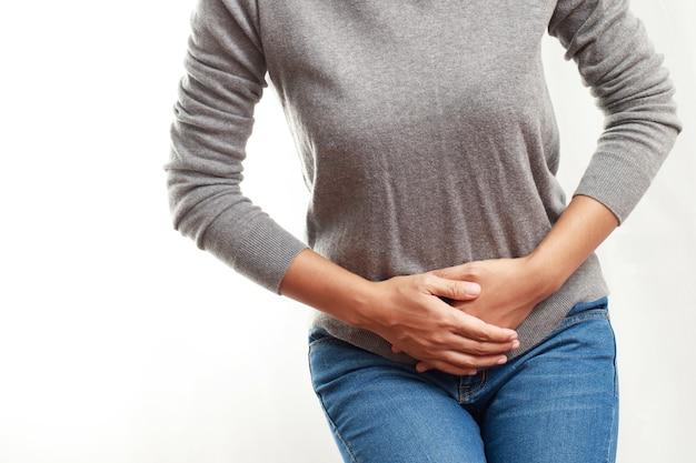 As mulheres têm cólicas menstruais severas