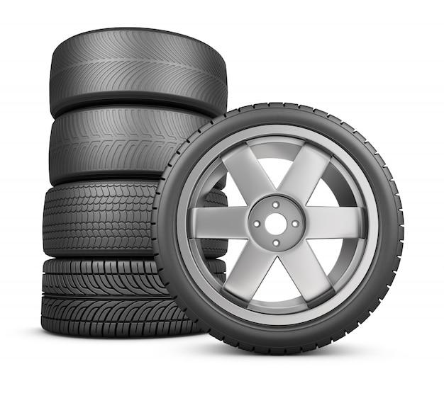 As rodas modernas