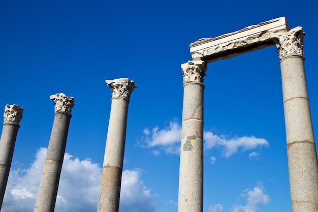 As ruínas de éfeso