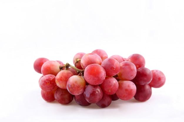 As uvas são muito boas para a saúde