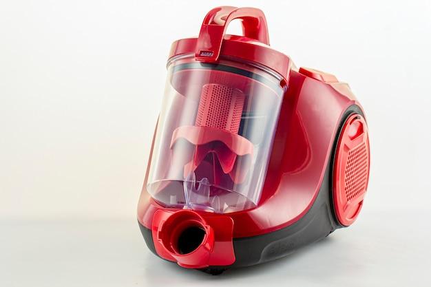 Aspirador vermelho