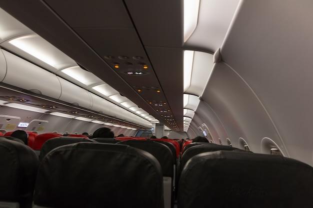 Assento de avião