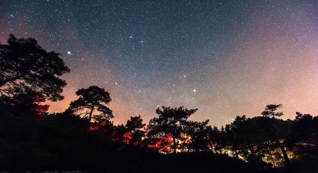 Astrofoto do céu profundo