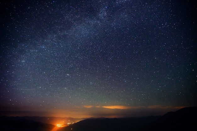 Astrofotografia do céu profundo