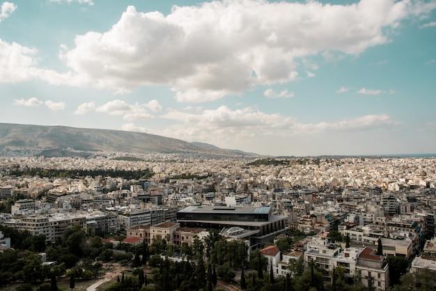 Atenas na grécia