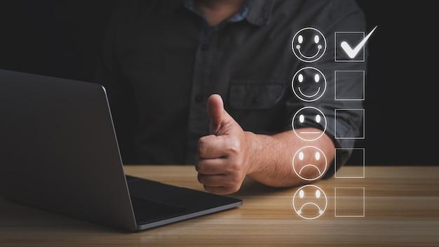 Atendimento ao cliente e conceito de satisfação