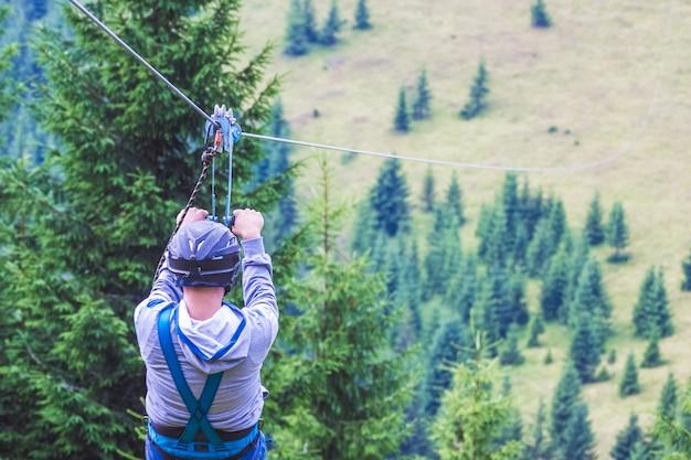 Atividades esportivas de montanha