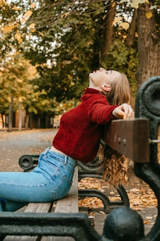 Atividades para o outono feliz melhoram suas maneiras de ser feliz e saudável outono abraçar a vida