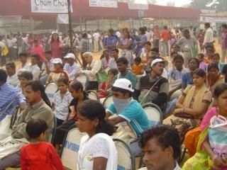 Audiência indiana