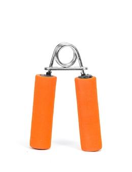 Aumente o seu poder de mão e braço com a ferramenta de exercício de antebraço (garra de mão de mola)