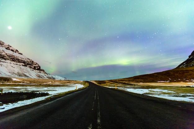 Aurora boreal aurora boreal islândia