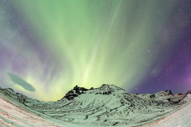 Aurora boreal aurora