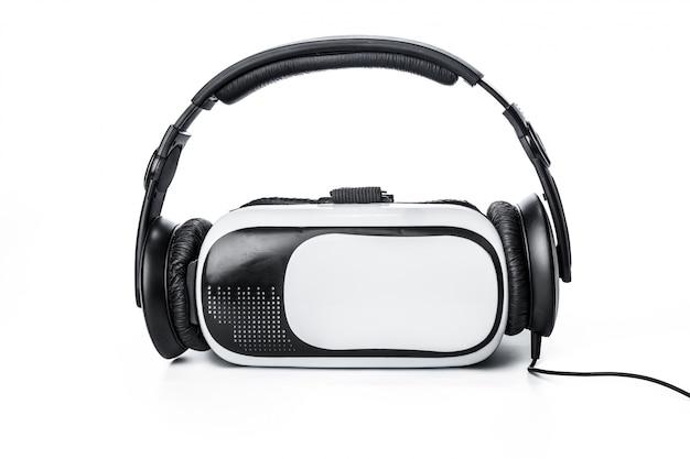 Auscultadores de realidade virtual para smartphones