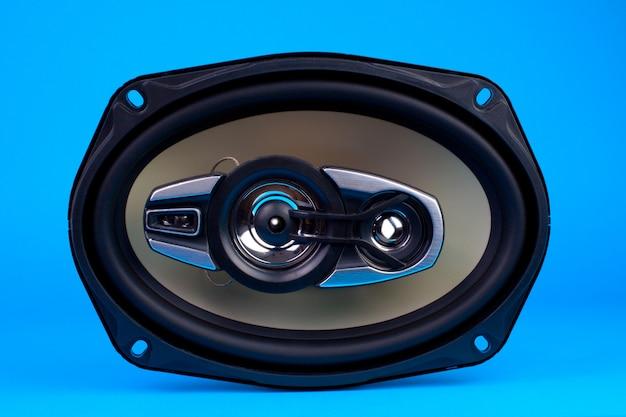 Auto sistema de áudio alto-falante