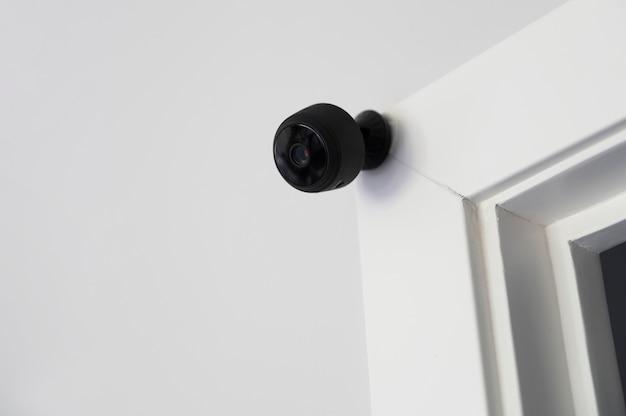 Automação residencial com câmera de segurança