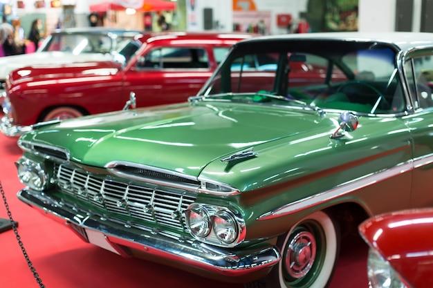 Automóveis vintage