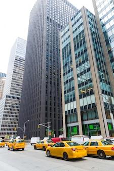 Avenida das américas 6ª av manhattan new york
