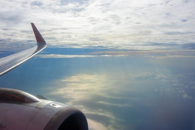 Avião asa