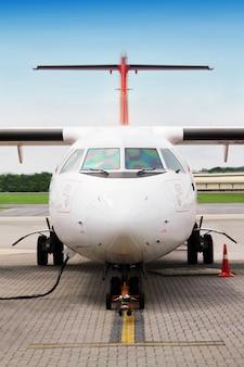 Avião de reabastecimento