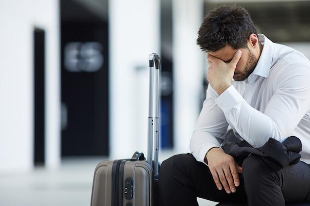 Avião desaparecido do empresário