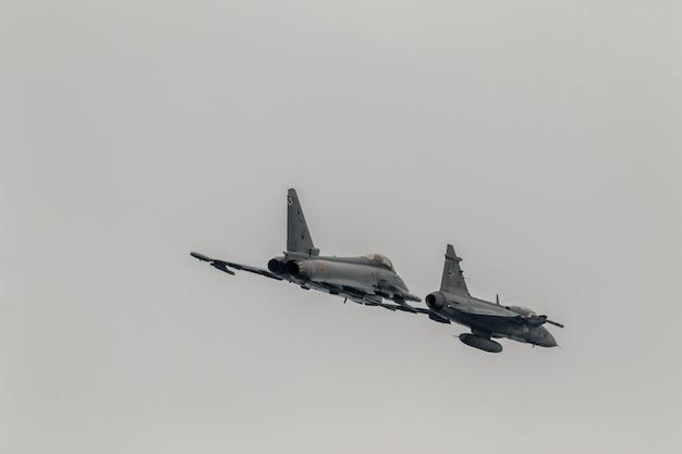 Avião eurofighter typhoon