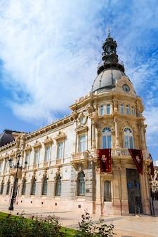Ayuntamiento de cartagena murciacity hall espanha