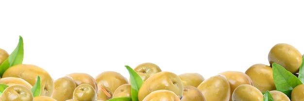 Azeitonas frescas