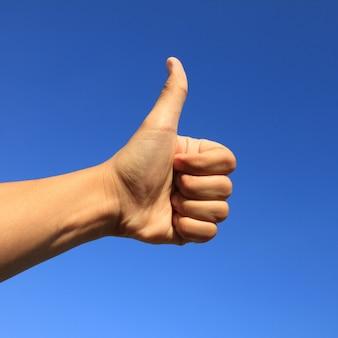 Azul aprovação acordo bom sinal