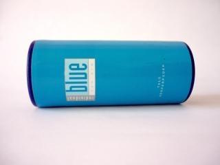 Azul para os homens, o cilindro