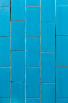 Azulejos azuis textura de fundo