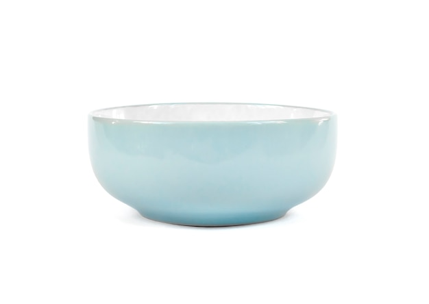 Bacia cerâmica isolada