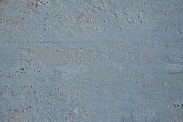 Backgound de madeira velha e textura pintada de azul