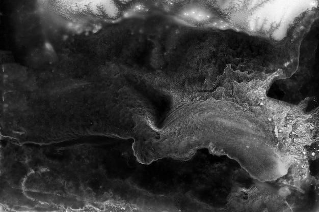 Backgroud preto abstrato. fundo de textura grunge escuro.