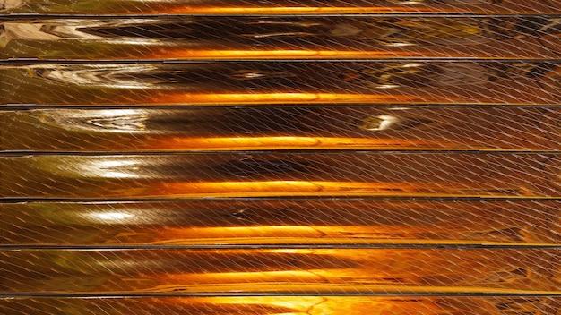 Background de metal com faixa brilhante