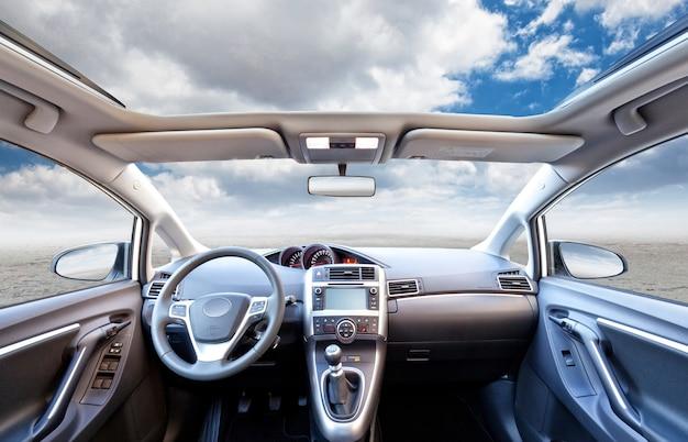 Background interior de carro