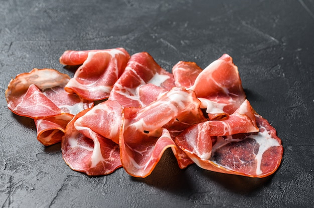 Bacon enrolado italiano piacentina